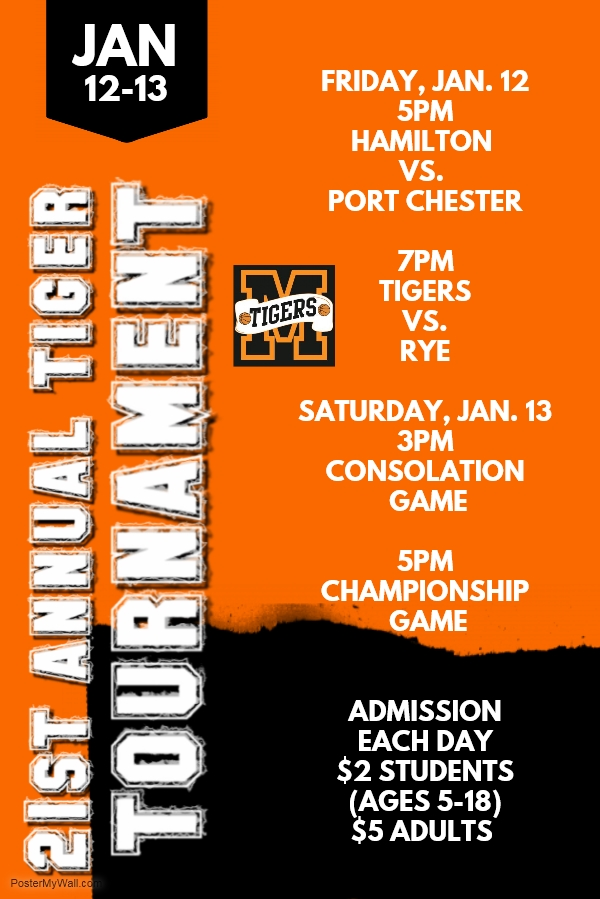 tiger tournament